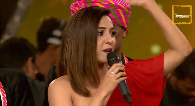 Rising Star Season - 3 | Neeti Mohan Appreciation for Swaraag