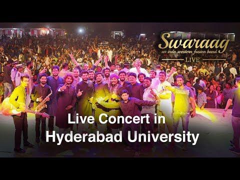 Sukoon 2019 | University of Hyderabad | AfterMovie Official