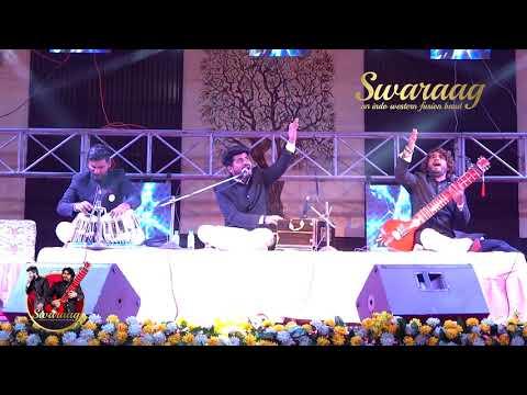 Ae Ri Sakhi Mangal Gao Ri | Kailash Kher | Swaraag Live