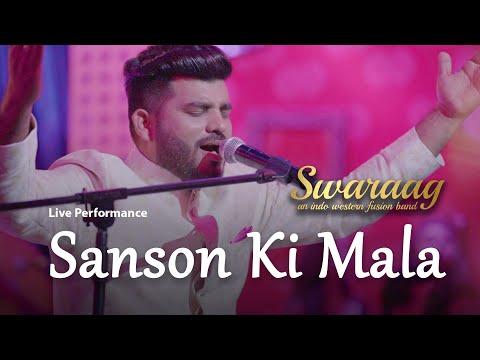 Sanson Ki Mala Pe Live Performance by Swaraag Fusion | Nusrat Fateh Ali Khan